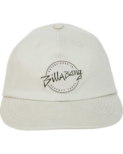1 Mission Stretch Hat Grey MAHWTBMI Billabong