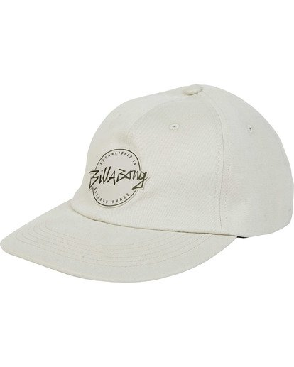 0 Mission Stretch Hat Grey MAHWTBMI Billabong