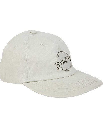 2 Mission Stretch Hat Grey MAHWTBMI Billabong