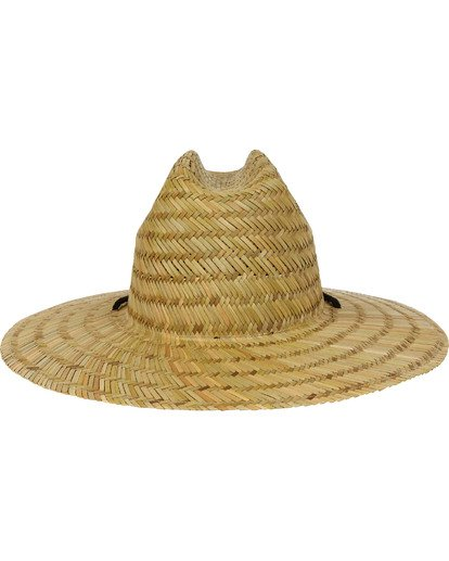 3 Tides Pipe Hat Beige MAHWTBMT Billabong