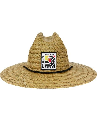 1 Tides Pipe Hat Beige MAHWTBMT Billabong