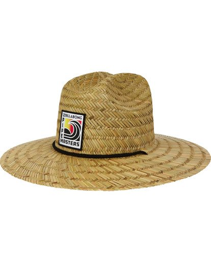 0 Tides Pipe Hat Beige MAHWTBMT Billabong