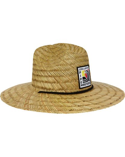 2 Tides Pipe Hat Beige MAHWTBMT Billabong