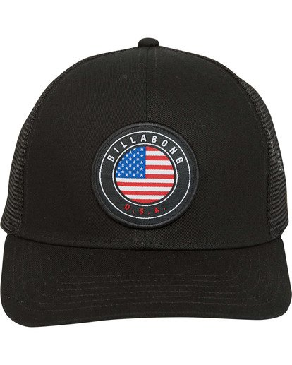1 NATIVE TRUCKER  MAHWTBNT Billabong