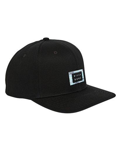 2 Plateau Snapback Hat Grey MAHWTBPL Billabong