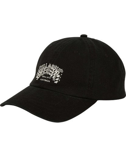 0 Pontoon Lad Cap Black MAHWTBPO Billabong