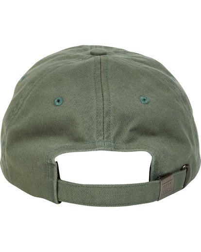 3 Pontoon Lad Cap Green MAHWTBPO Billabong