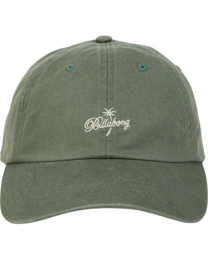 1 Pontoon Lad Cap Green MAHWTBPO Billabong