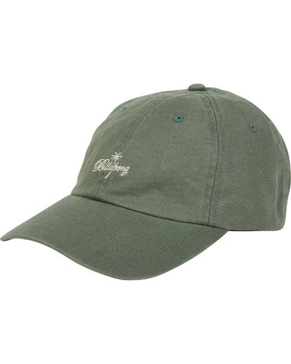 0 Pontoon Lad Cap Green MAHWTBPO Billabong