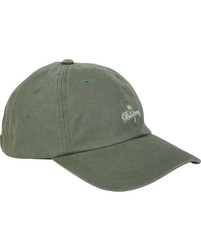 2 Pontoon Lad Cap Green MAHWTBPO Billabong