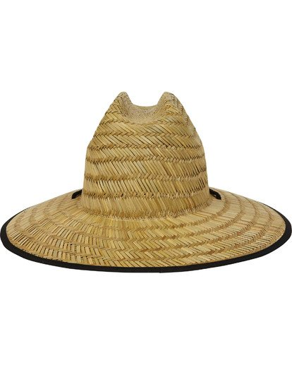 3 Native Rotor Tides Straw Hat  MAHWTBRT Billabong