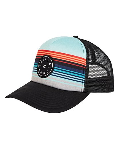 0 Scope Trucker Hat Green MAHWTBSC Billabong