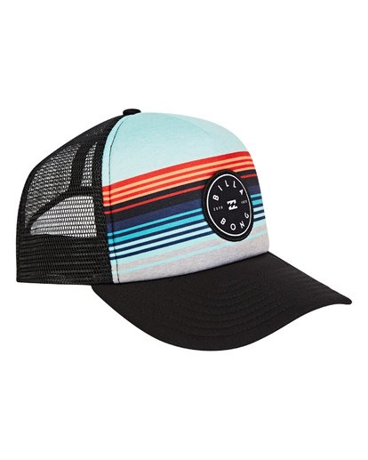 2 Scope Trucker Hat Green MAHWTBSC Billabong