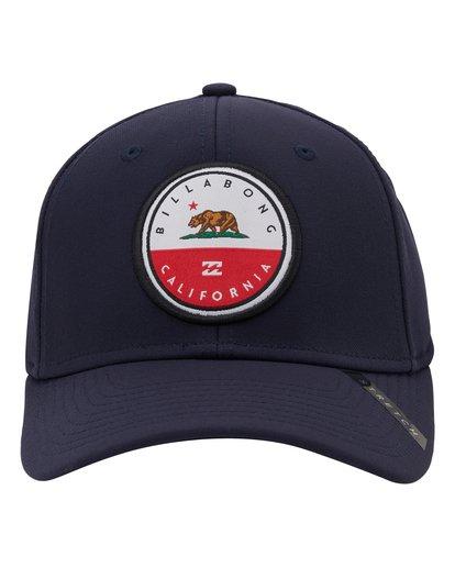 1 California Stretch Hat Multicolor MAHWTBSR Billabong