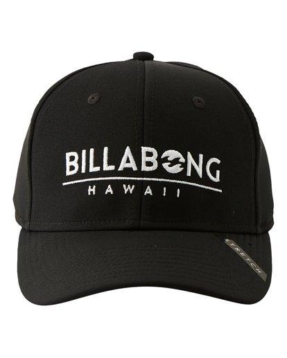1 Hawaii Stretch Hat Orange MAHWTBSR Billabong