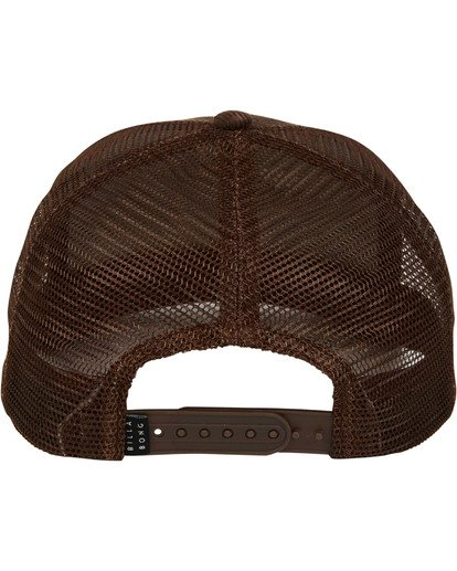 3 Stacked Trucker Hat  MAHWTBST Billabong