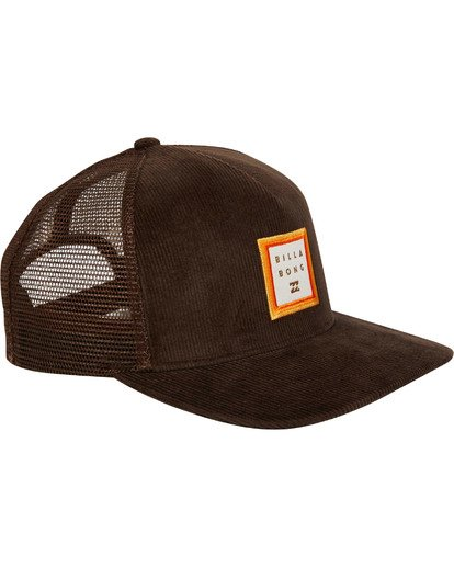 2 Stacked Trucker Hat  MAHWTBST Billabong