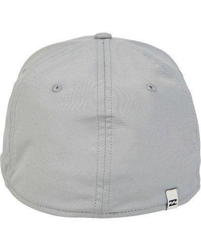 3 Tech Stretch Hat Grey MAHWTBTE Billabong