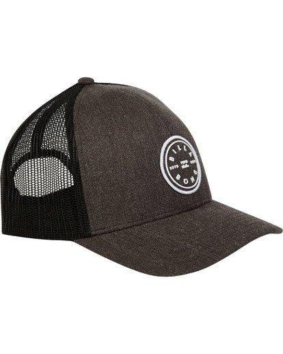 2 Walled Trucker Hat Grey MAHWTBWA Billabong