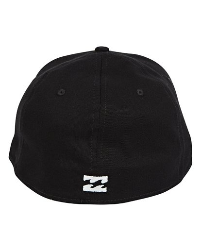 3 Walled Stretch Hat Black MAHWTBWD Billabong