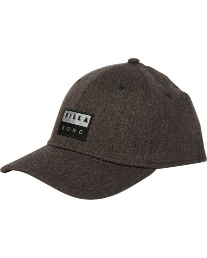 0 Walled Stretch Hat  MAHWTBWD Billabong