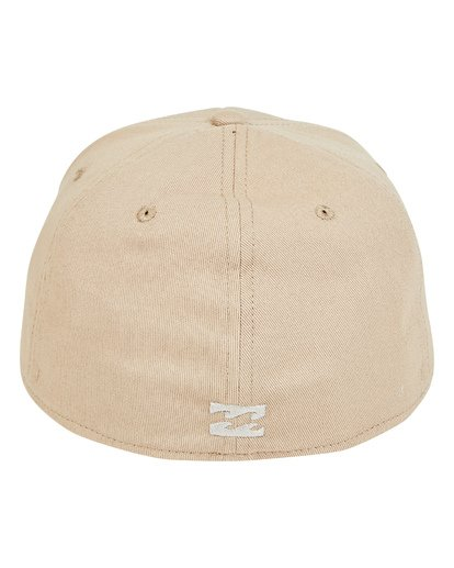 3 Walled Stretch Hat Beige MAHWTBWD Billabong