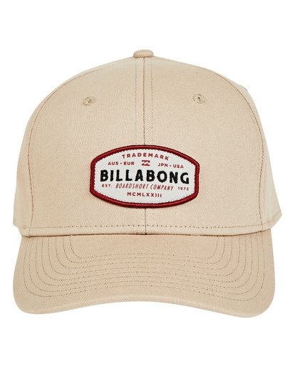 1 Walled Stretch Hat Beige MAHWTBWD Billabong
