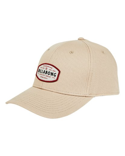 0 Walled Stretch Hat Beige MAHWTBWD Billabong