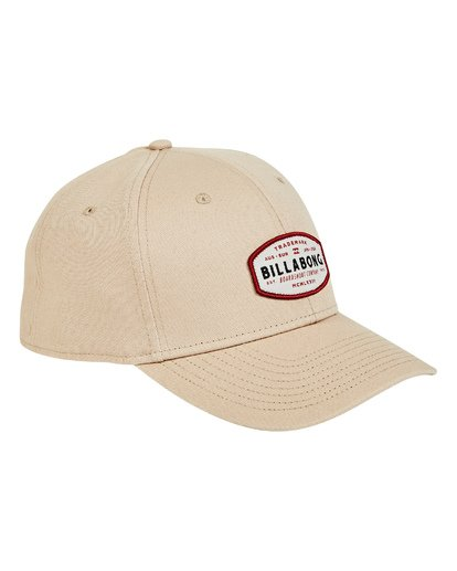2 Walled Stretch Hat Beige MAHWTBWD Billabong