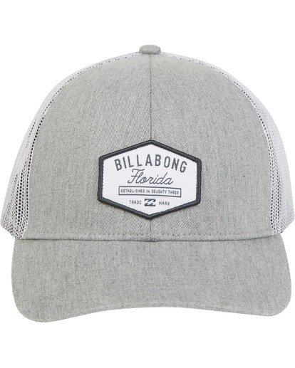 1 WALLED DESTN TRKR Grey MAHWTBWL Billabong