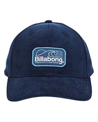 1 Walled Snapback Hat Purple MAHWTBWS Billabong
