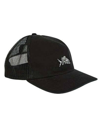2 Fauna Trucker Hat Black MAHWUBFA Billabong