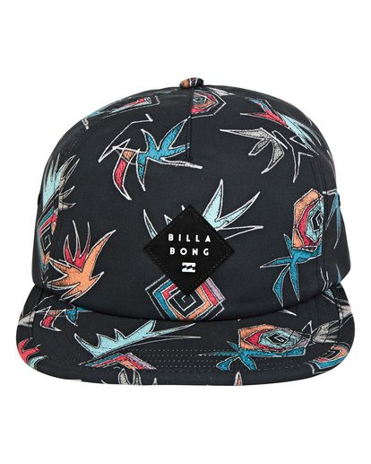 1 Jetty Hat Black MAHWUBJE Billabong