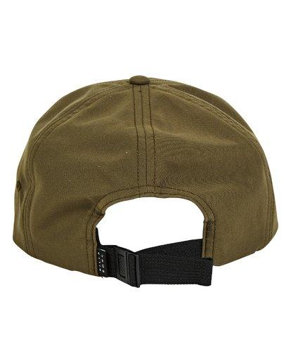 3 Jetty Hat Green MAHWUBJE Billabong