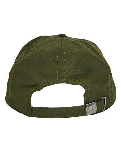 3 Slappy Hat Green MAHWUBSL Billabong