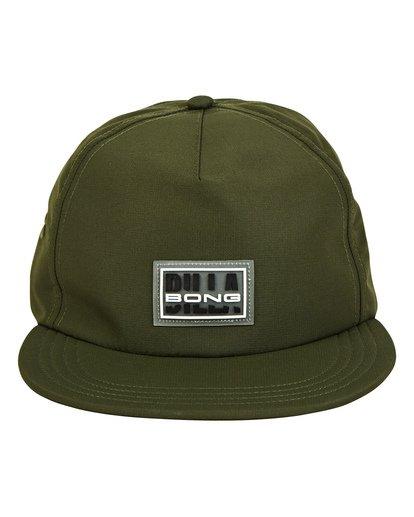 1 Slappy Hat Green MAHWUBSL Billabong