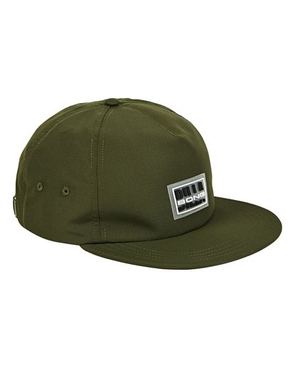 2 Slappy Hat Green MAHWUBSL Billabong