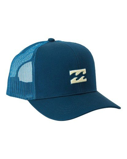2 All Day Trucker Hat Grey MAHWVBAR Billabong