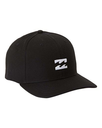 2 All Day Snapback Black MAHWVBAS Billabong