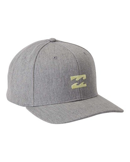 2 All Day Snapback Grey MAHWVBAS Billabong