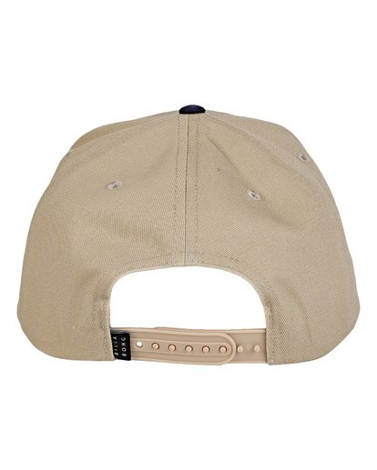 3 All Day Snapback Beige MAHWVBAS Billabong