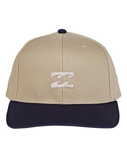 1 All Day Snapback Beige MAHWVBAS Billabong