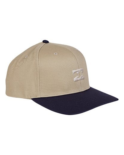 2 All Day Snapback Beige MAHWVBAS Billabong