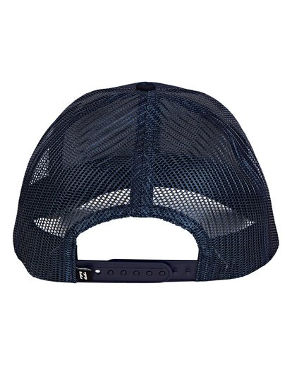 3 Walled Adiv Trucker Hat Blue MAHWVBAV Billabong
