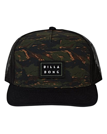 1 Beachcomber Trucker Hat  MAHWVBBC Billabong