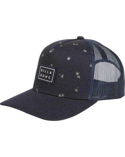 1 Beachcomber Trucker Hat Blue MAHWVBBC Billabong