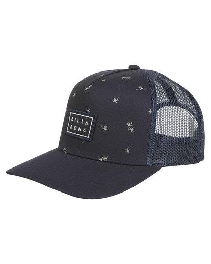 0 Beachcomber Trucker Hat Blue MAHWVBBC Billabong