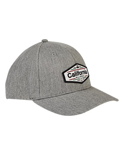 2 Destination Snapback Grey MAHWVBDE Billabong