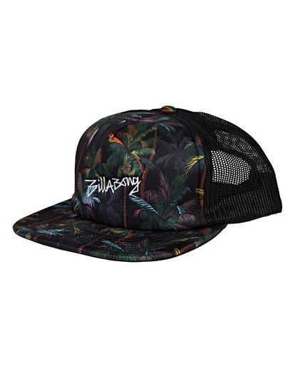 0 Eighty Six Trucker Hat Black MAHWVBES Billabong