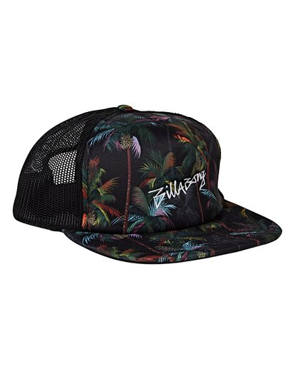 2 Eighty Six Trucker Hat Black MAHWVBES Billabong